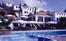Aegean Suites in Skiathos stad